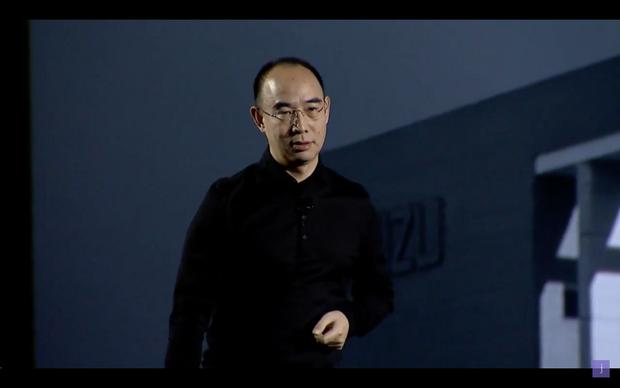 Хуан Сючжан – Джек Вонг – засновник компанії Meizu