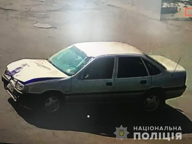 Водій Opel