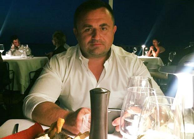 Голова Черкаської ОДА Ігор Шевченко