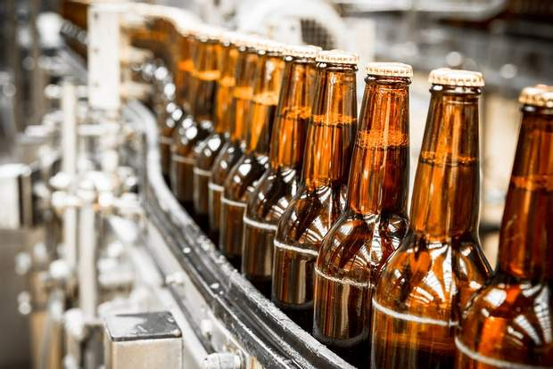 Кінцевий етап виробництва пива
