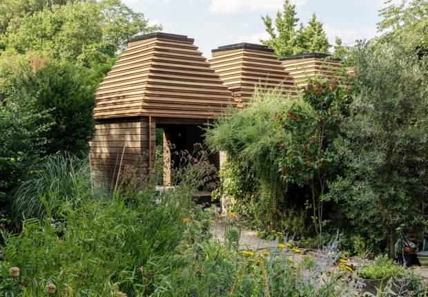 будинок корок Великобританія екологія