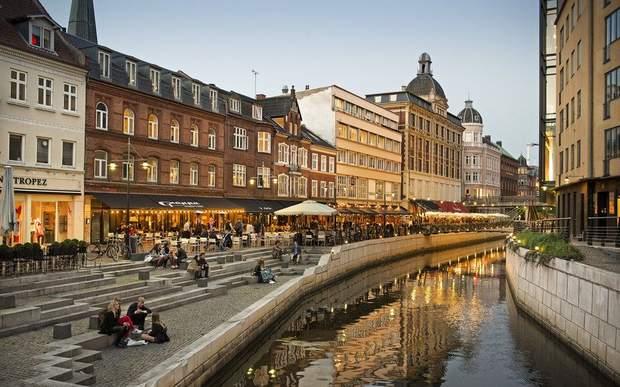 Орхус, Данія