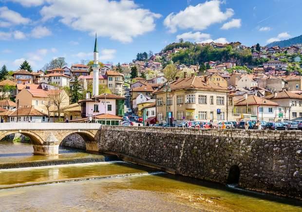 Сараєво, Боснія