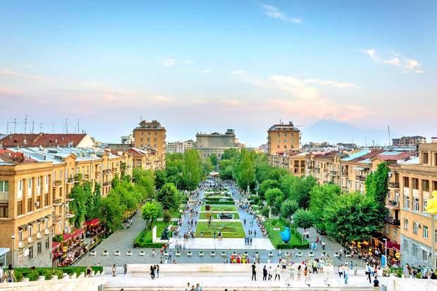 Єреван, Вірменія
