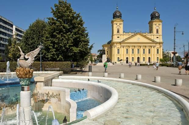 Дебрецен, Угорщина