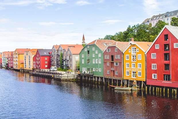 Тронхейм, Норвегія