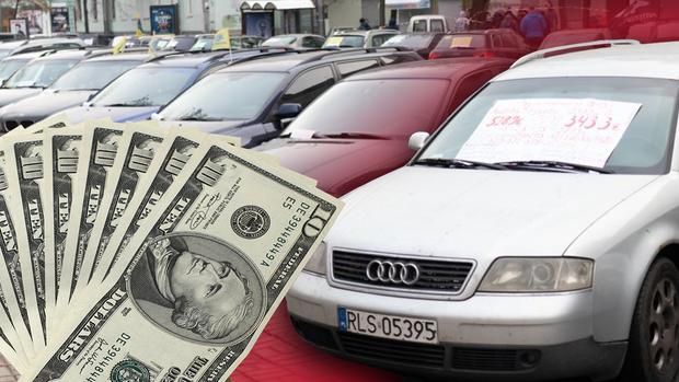 штрафи за авто на єврономерах євробляхи