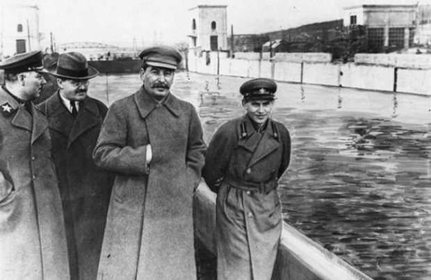 Сталін і Єжов Великий терор