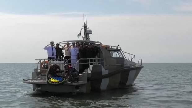 моряки вшанували побратимів
