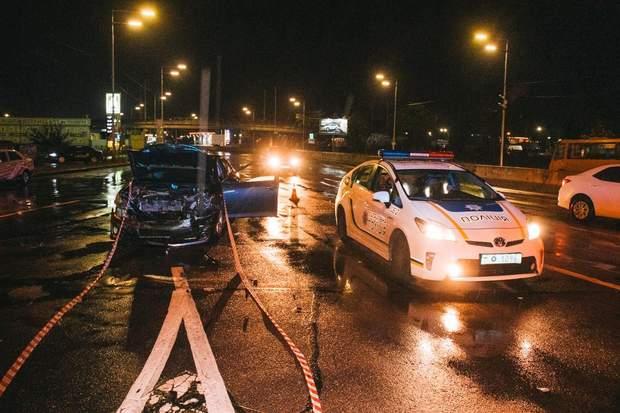 ДТП Київ аварія