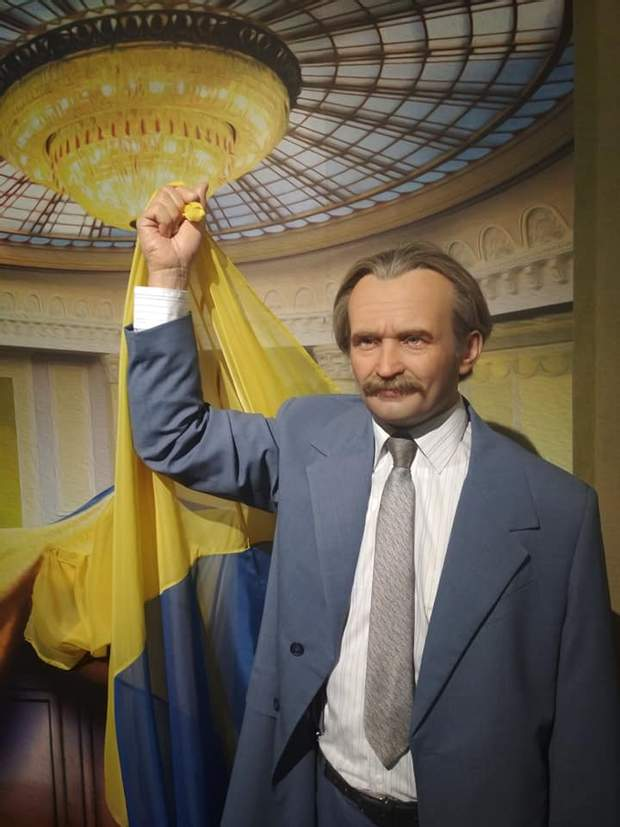 чорновіл музей становлення нації