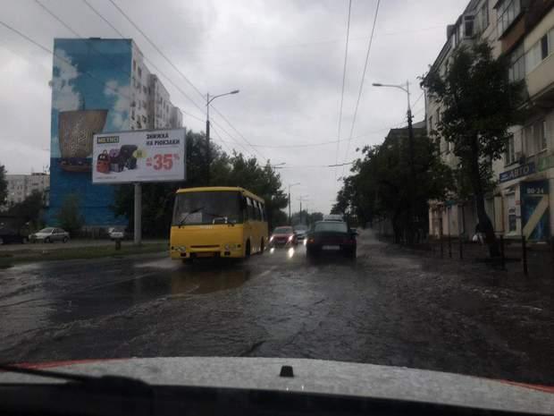 негода Дніпро