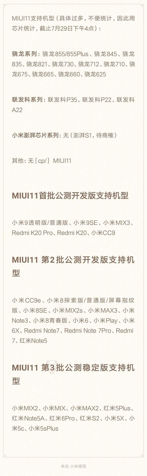 Прошивка Xiaomi MIUI 11