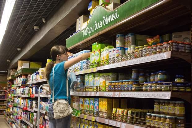 захист споживачів, нове маркування, етикетки на продуктах