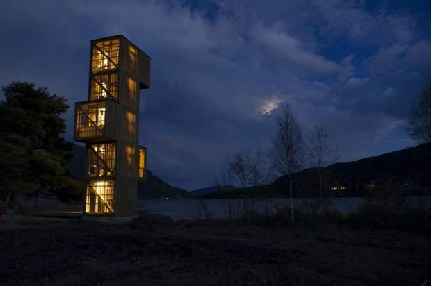 вежа Сельюр Норвегія