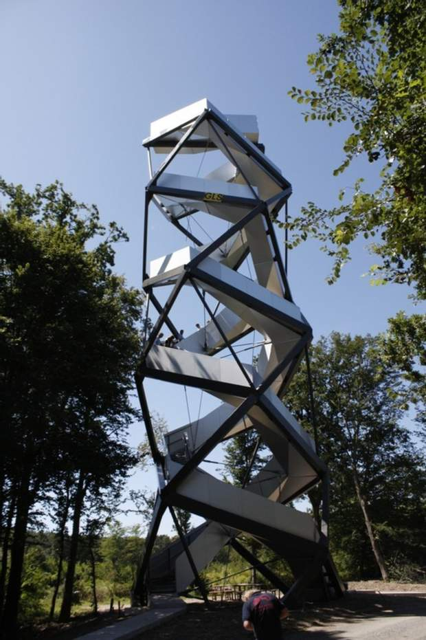 оглядовий манданчик вежа Мур Австрія