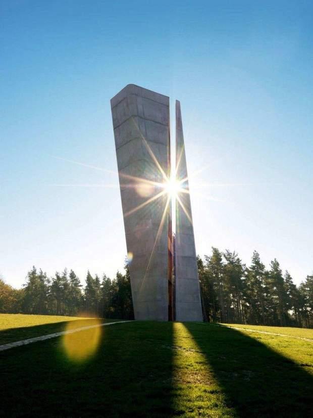 Німеччина оглядовий майданчик сонячний годинник