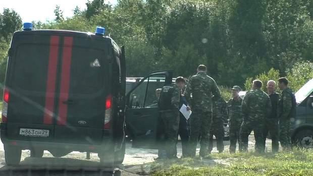 Архангельськ, вибух, Севєродвінськ, полігон, випробування ракет