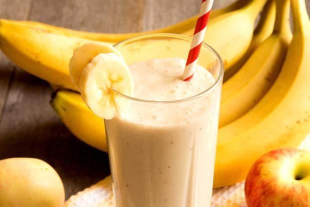 Рецепт приготування смузі з бананом