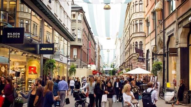 Вулиця Biblioteksgatan