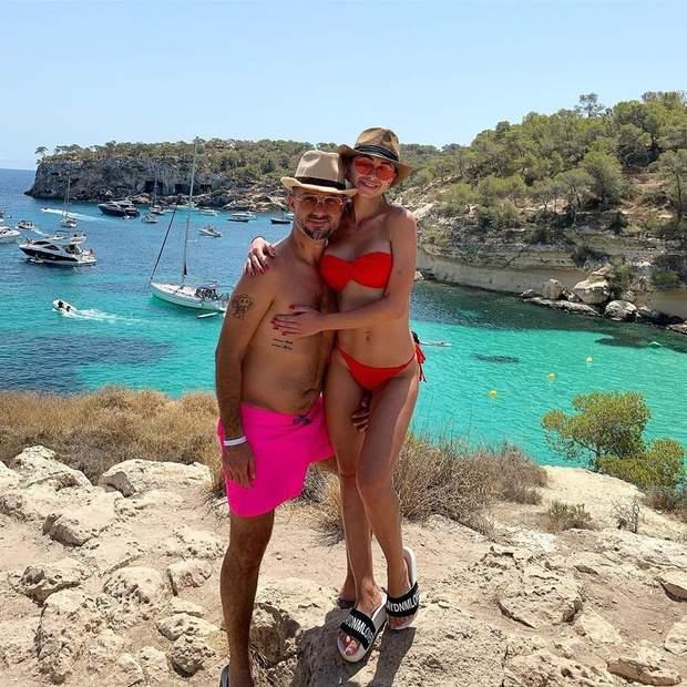 Екс-чоловік Ані Лорак з новою дівчиною