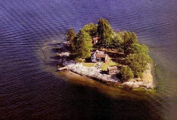 острів Швеція подорожі