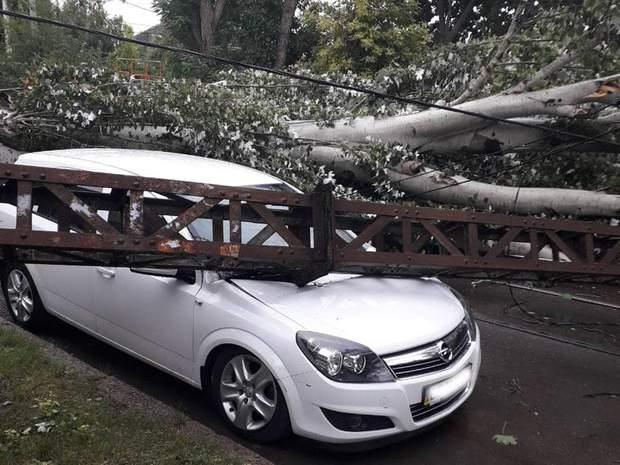 Негода на Миколаївщині