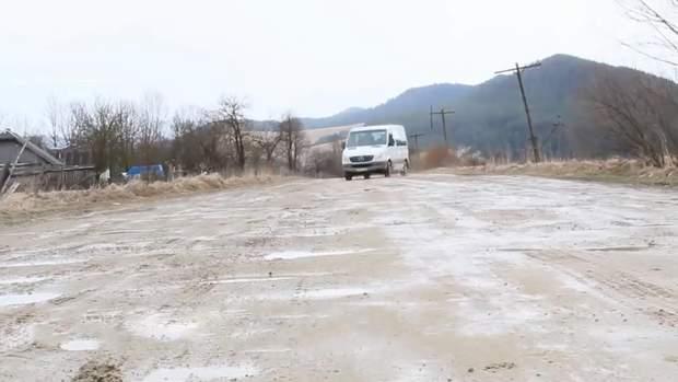 Дороги на Старосамбірщині