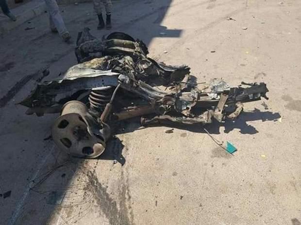 Теракт у Лівії