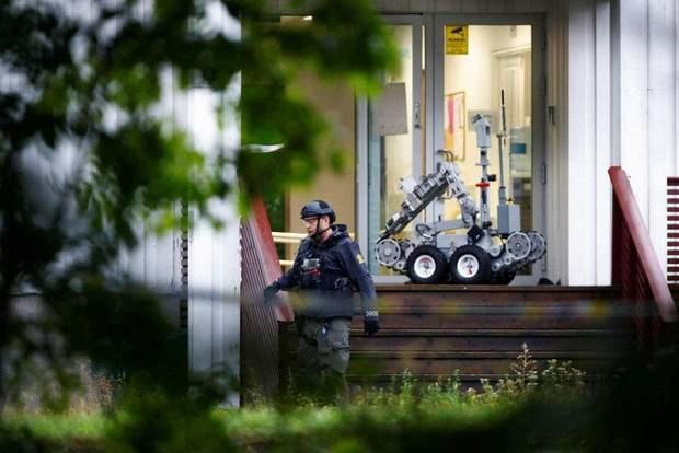 Норвегія теракт спроба теракту стрілянина
