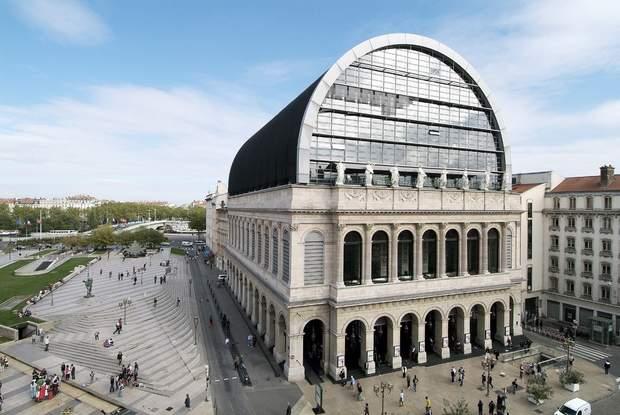 Оперний театр Нувеля у французькому Ліоні