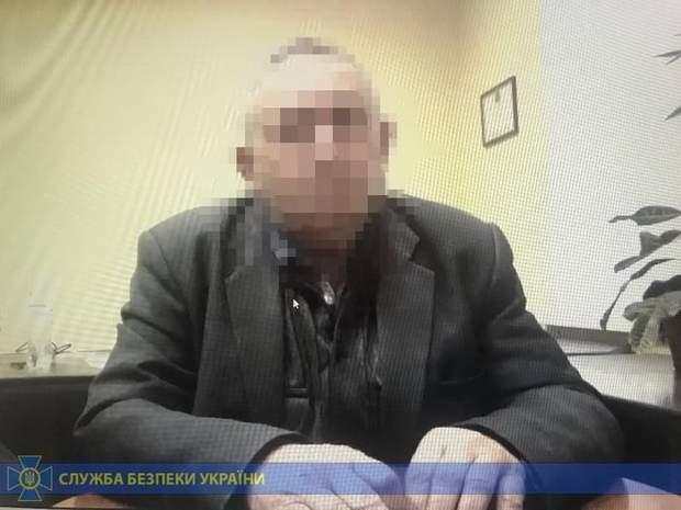 У Львові пенсіонеру оголосили про підозру у державній зраді