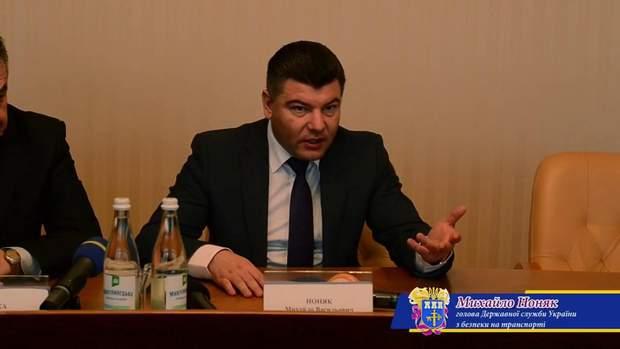Михайло Ноняк