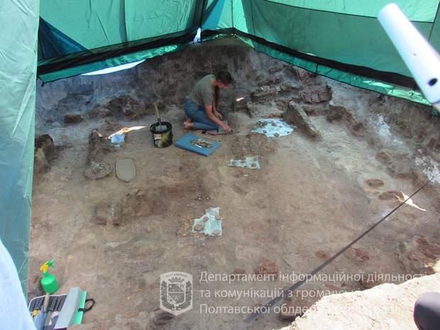 Археологи знайшли золото в останні дні розкопок
