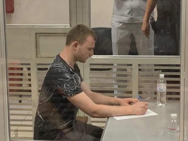 Дарія Лук'яненко Тарасов вбивця суд