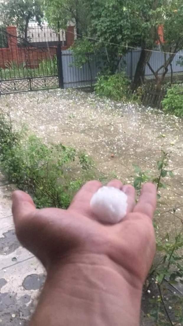 град чернівці буковина дощ злива негода погода