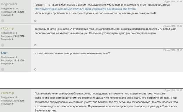 ЖК Фаворит Ірпінь огляд відгуки
