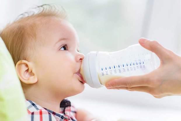 У коров'ячому молоці місяться велика кількість кальцію і натрію