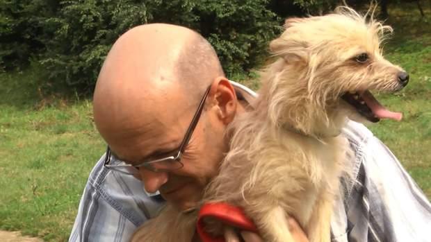 Господар з собакою