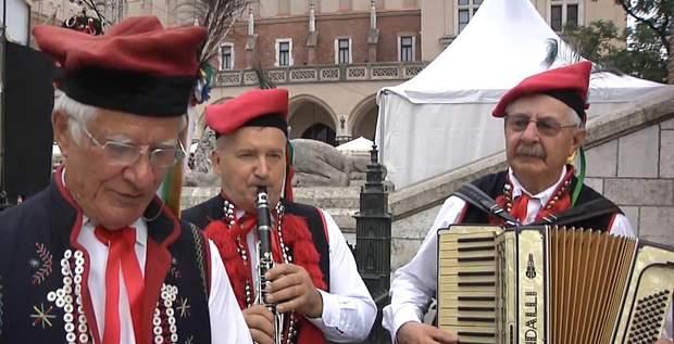 Фестиваль в Кракові