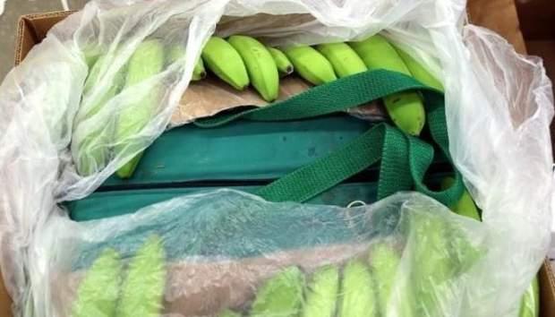 кокаїн болгарія банани
