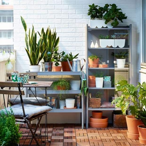 балкон ідеї дизайн декор