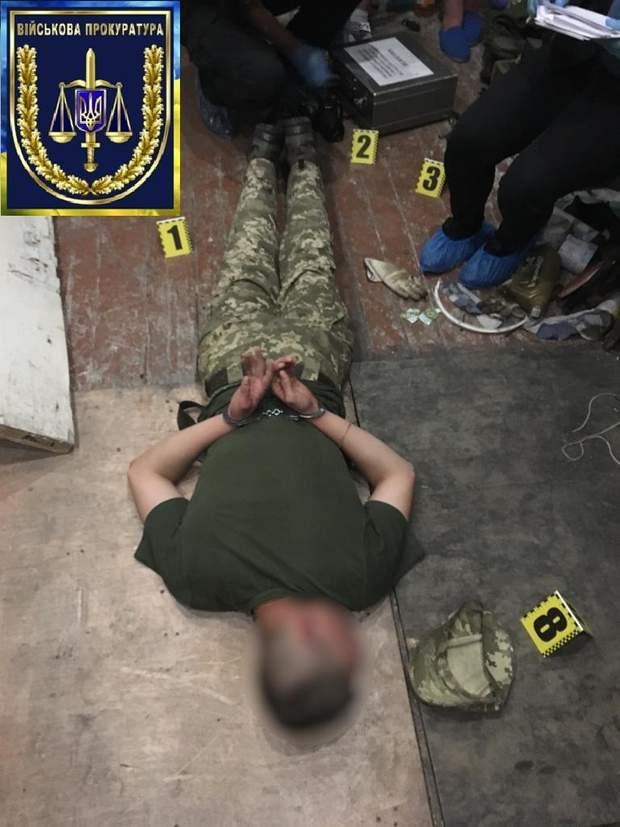 вбивство військовий