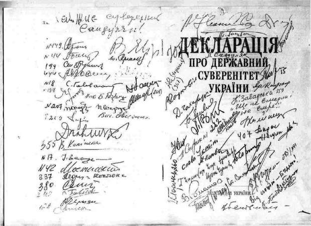 декларація акт про незалежність день незалежності