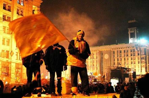 помаранчева революція ющенко