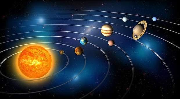 Марс – четвертая планета Солнечной системы