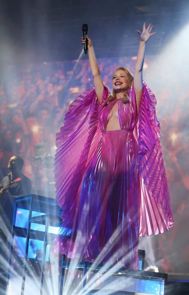 Тіна Кароль на фестивалі
