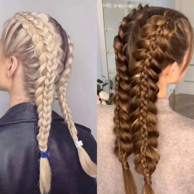 Оригінальні та цікаві зачіски в школу: найкращі ідеї на кожен день