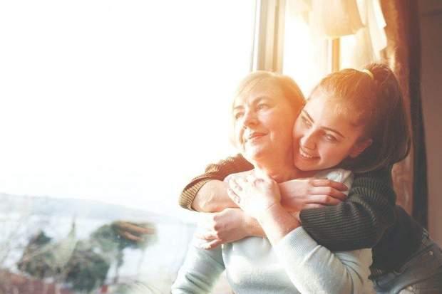 Батьки стають щасливішими, коли діти підтримують їх