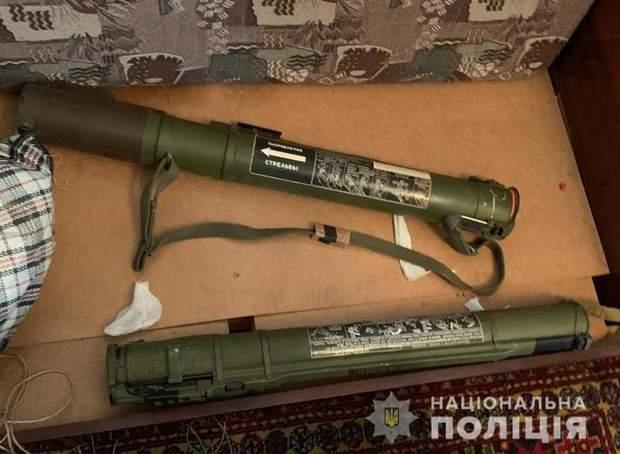 київ крадіжка будинки поліція банда